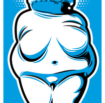 Willendorf_TS. A Design&Illustration project by Uka  - 04-06-2012