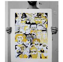 People. Un proyecto de Ilustración de Jotaká  - 11-06-2012