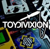 Toy Divixion. Um projeto de Música e Áudio, Instalações, Cinema, Vídeo e TV e Informática de Federico Quinteros Outumuro         - 13.06.2012