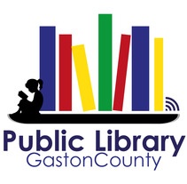 Gaston County Public Library Logo. A Design project by Manuel Polaina - 15-06-2012