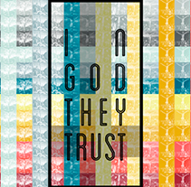 In God They Trust. A Design, Illustration, Film, Video, and TV project by asier Delgado         - 18.06.2012