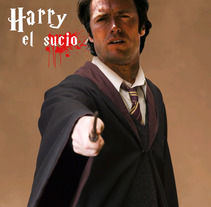 Harry el sucio.. A  project by Enric de tot. - 19-06-2012