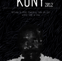 KONY. A Design, Illustration, Advertising, and Photograph project by Ivan Rivera         - 19.06.2012