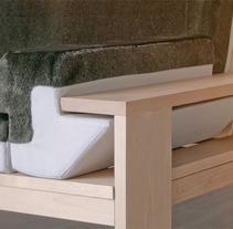 REVERB · Sofa. A Design project by Damián López - Jun 22 2012 12:00 AM