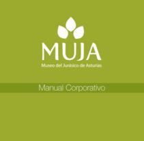 LOGO MUJA. Un proyecto de Diseño, Publicidad e Instalaciones de Alex Díaz Álvarez - 26-06-2012