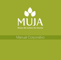 LOGO MUJA. A Design, Advertising&Installations project by Alex Díaz Álvarez - 26-06-2012