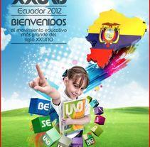 Santillana Sistema UNO. Un proyecto de Publicidad de Anakaren Castro         - 28.06.2012