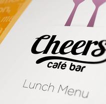 Cheers Café Roma. Un proyecto de Diseño e Ilustración de Juan Vega - 27-06-2012