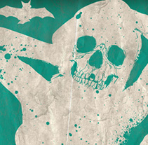 RAW INSIDE + LOS TRACAHOMBRES + MOSTAR | Poster. Un proyecto de Diseño e Ilustración de alejandro escrich - 06-07-2012