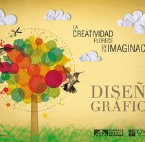 Escuela de Arte de Oviedo. Un proyecto de Diseño e Ilustración de Natalia de Frutos Ramos         - 06.07.2012