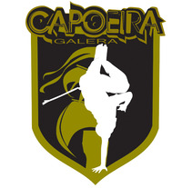 Imagen corporativa Galera Capoeira. A Design, Illustration, and Advertising project by Tajo  - 07-07-2012