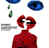 """""""AMORES PATOLÓGICOS"""". A Design, Illustration, and Photograph project by Tanya VONDEE - 11-07-2012"""