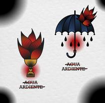 Agua Ardiente. Un proyecto de Ilustración de Rubén Martínez González - 10-07-2012
