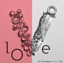 LOVE AMSTERDAM. Um projeto de Design, Publicidade e Fotografia de PILAR SIERCO CHÉLIZ - 14-07-2012