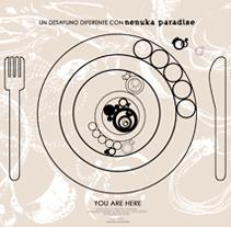 INDIVIDUALES presentación nenuka paradise al Federal Café. Um projeto de Design, Ilustração e UI / UX de PILAR SIERCO CHÉLIZ - 16-07-2012