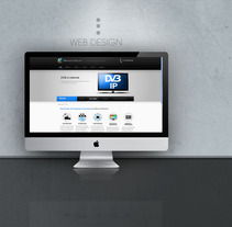 Diseño web Madrid. A Design, Advertising, Software Development, UI / UX&IT project by Mr Moore -         - 18.07.2012