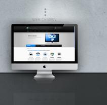 Diseño web Madrid. Um projeto de Design, Publicidade, Desenvolvimento de software, UI / UX e Informática de Mr Moore -         - 18.07.2012