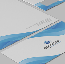 AQUATICA branding. A Design, and Advertising project by MADFACTORY estudio - 07.19.2012