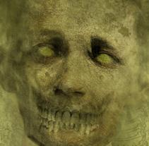 SEMANA DEL HORROR | poster. Un proyecto de Diseño, Ilustración, Publicidad y Fotografía de alejandro escrich - 19-07-2012