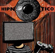 Hipnótico. Un proyecto de Diseño, Ilustración y Fotografía de Alfredo Valera Rotundo         - 23.07.2012
