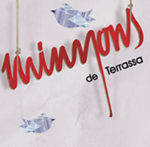 Diada Minyons. Um projeto de  de Àngel Marginet         - 11.08.2012