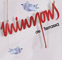Diada Minyons. A  project by Àngel Marginet         - 11.08.2012