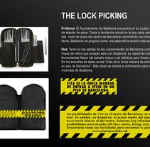 Cómo conseguir piso en Barcelona. Un proyecto de Diseño, Publicidad y Fotografía de Adriana Castillo García         - 22.08.2012