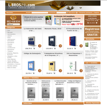 Libros 24h. A Design, Advertising, and Software Development project by Javier Fernández Molina - 01-09-2012