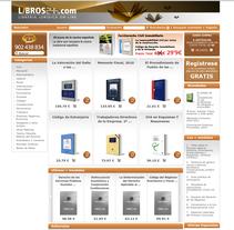 Libros 24h. Un proyecto de Diseño, Desarrollo de software y Publicidad de Javier Fernández Molina - Sábado, 01 de septiembre de 2012 19:06:14 +0200