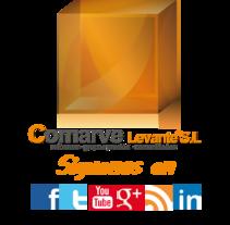COMARVE. Un proyecto de Diseño, Ilustración, Motion Graphics y Desarrollo de software de Yolanda González López         - 10.09.2012