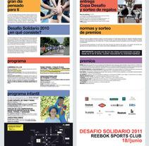 Reebok Sports Club - desplegable. A  project by Amaya Ríos         - 27.09.2012