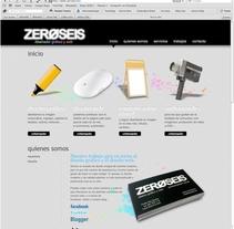 zeroseis. Un proyecto de Diseño, Desarrollo de software, UI / UX e Informática de Ovidio Rey Edreira - Sábado, 29 de septiembre de 2012 11:27:51 +0200