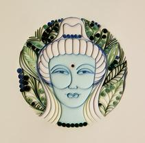 ILUSTRACIÓN FILIGRANA DE PAPEL. Un proyecto de  de Elena Alexeeva - 11-10-2012