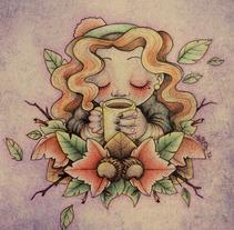 it's finally autumn!. Um projeto de Design e Ilustração de Alizia Vence         - 05.10.2012