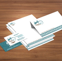Imagen corporativa Revista Iguanazul. A Design, and Advertising project by Daniel Vergara         - 07.10.2012