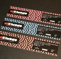 MIKIMONO. A Design, and Advertising project by Claudia Domingo Mallol - 16-11-2012