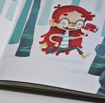 El Escultor de Nubes. Um projeto de Ilustração de Marta Pombo Grosso         - 08.10.2012