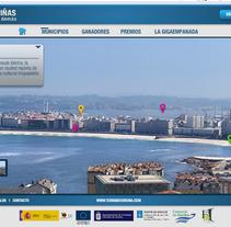 Somos As Mariñas. Un proyecto de Desarrollo de software de Ana Pinedo García - 09-10-2012