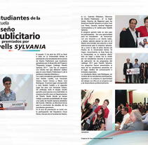 Revista DIFUSION. A Design project by Karen González Vargas - 12-10-2012