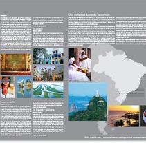 Sensaciones de América. Um projeto de Design e Publicidade de María José Ámez Suárez         - 15.10.2012