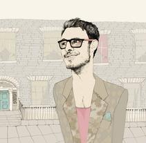 I´m hipster. A Design&Illustration project by Cecilia Sánchez         - 17.10.2012