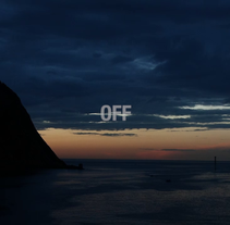 OFF. A Motion Graphics project by Iván Álvarez Maldonado - 26-10-2012