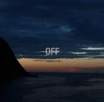 OFF. Un proyecto de Motion Graphics de Iván Álvarez Maldonado - Viernes, 26 de octubre de 2012 08:35:17 +0200