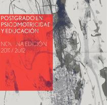 Psicomotricidad y Educación 2011. Un proyecto de Diseño de Jose  Palomero - Jueves, 01 de noviembre de 2012 18:22:10 +0100