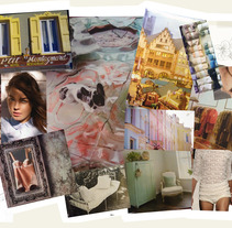 moodboards inspiration. A Illustration, Advertising, Film, Video, and TV project by marta  moldes grela - 01-11-2012