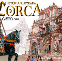 Historia Ilustrada de Lorca. A Design, Illustration, Film, Video, and TV project by Pedro Hurtado         - 04.11.2012