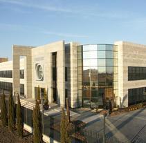Edificio industrial. A Installations project by Charo Gonzalez Celestino         - 06.11.2012