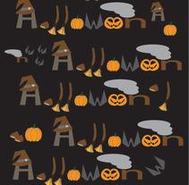 Halloween. Um projeto de Design e Ilustração de Merce Bergada         - 17.11.2012