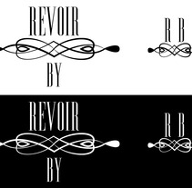 Revoir By Logo. A Design project by Isabel Martín - Nov 18 2012 07:22 PM
