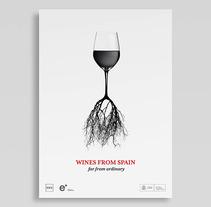 Vinos de España. Un proyecto de Diseño, Ilustración y Fotografía de Tomás Castro - 20-11-2012